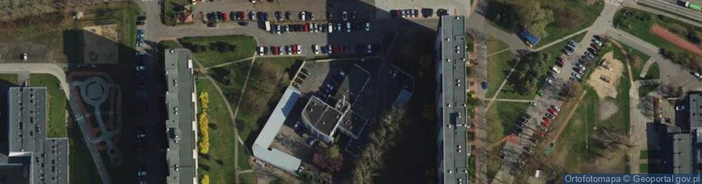Zdjęcie satelitarne Osiedle Króla Jana III Sobieskiego 115