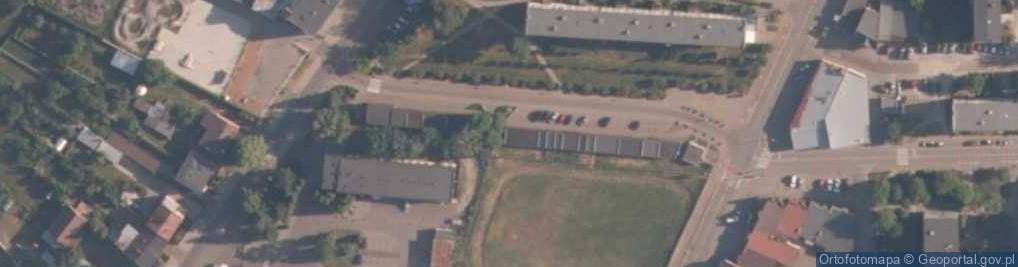 Zdjęcie satelitarne Osiedlowa 2