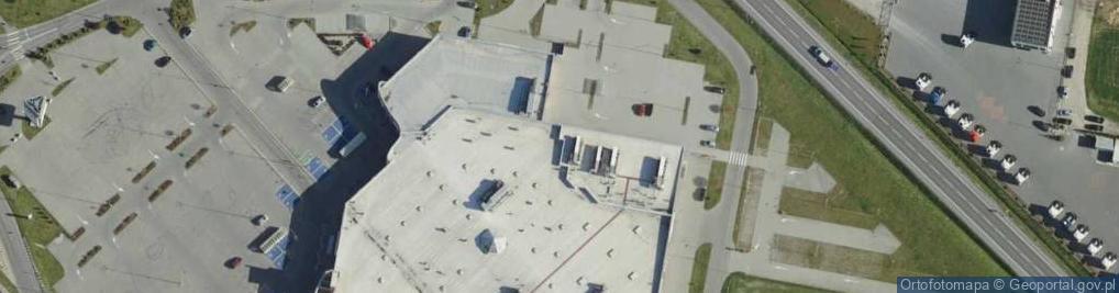 Zdjęcie satelitarne Pałucka 2