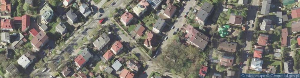 Zdjęcie satelitarne Pawłowa Iwana 13
