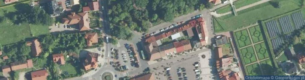 Zdjęcie satelitarne Parkowa 4