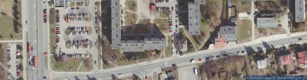 Zdjęcie satelitarne Paderewskiego Ignacego Jana 1l