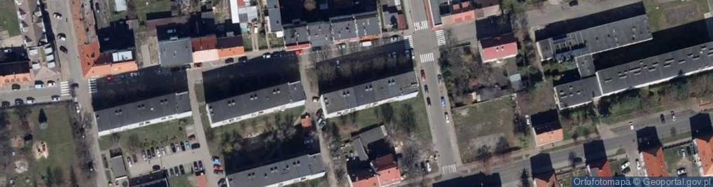 Zdjęcie satelitarne Paderewskiego Ignacego Jana 10
