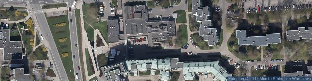 Zdjęcie satelitarne Pasaż Stokłosy 11