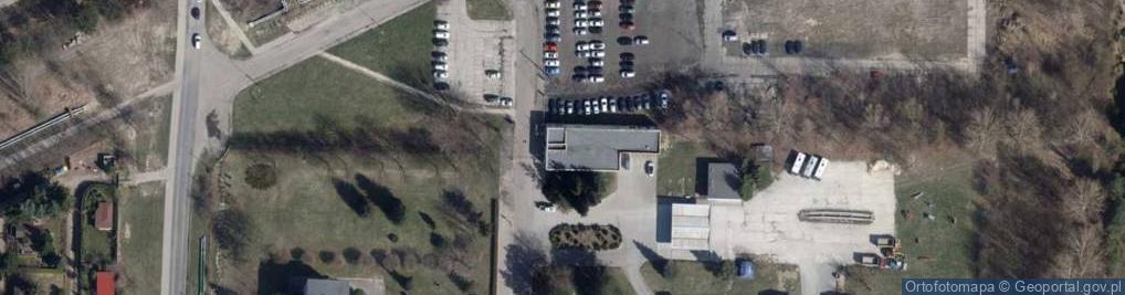 Zdjęcie satelitarne Pienista ul.