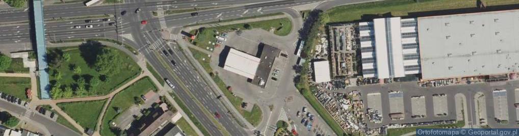 Zdjęcie satelitarne Piłsudskiego Józefa, marsz. 1