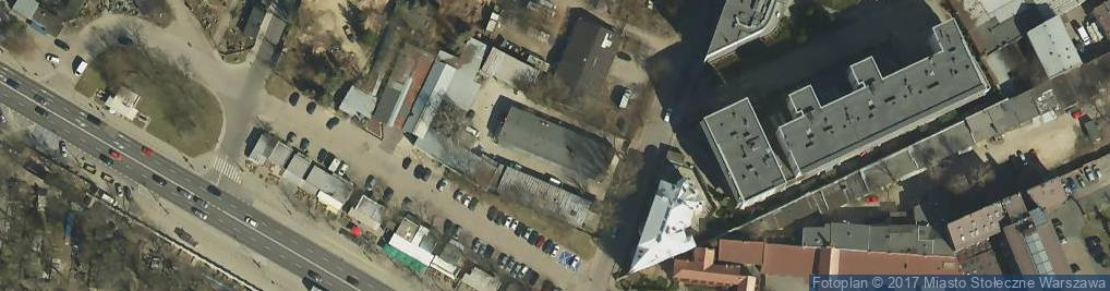 Zdjęcie satelitarne Piaskowa 3