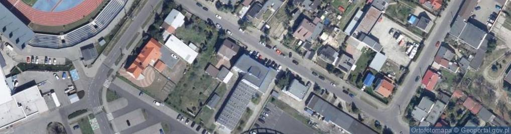 Zdjęcie satelitarne Piaski 9