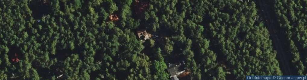Zdjęcie satelitarne Piękna 42