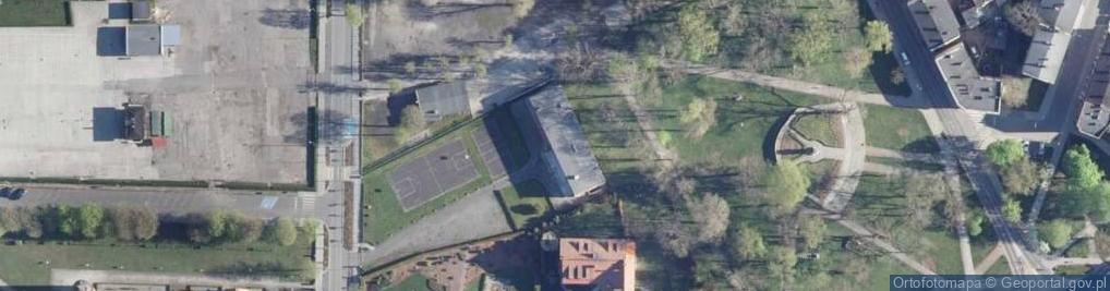 Zdjęcie satelitarne Plebanka 18