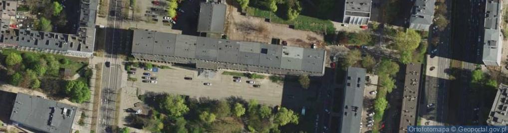 Zdjęcie satelitarne Plac Grunwaldzki 8/10