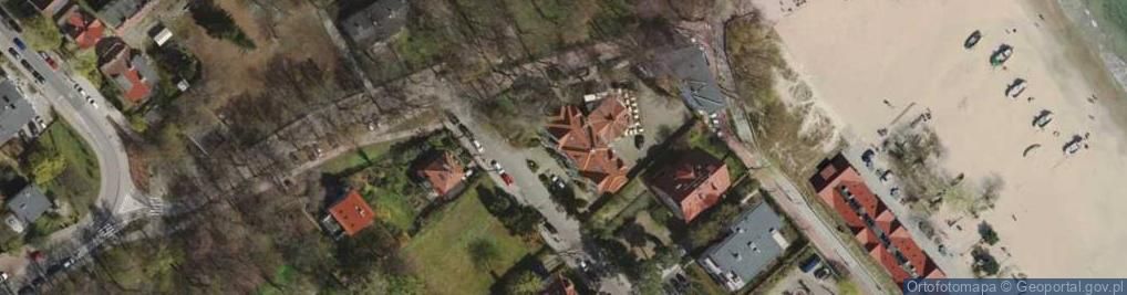 Zdjęcie satelitarne Plater Emilii 1