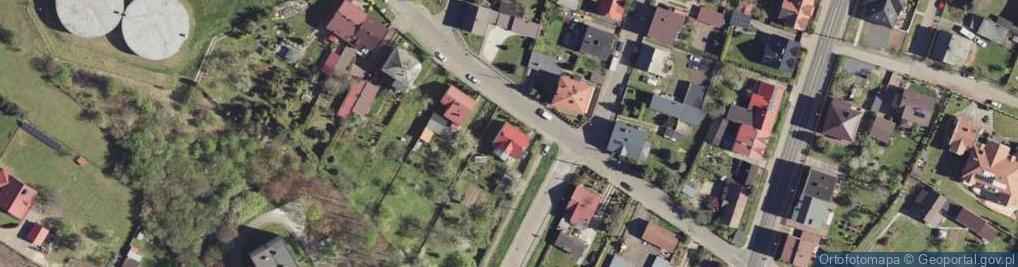 Zdjęcie satelitarne Północna 9c