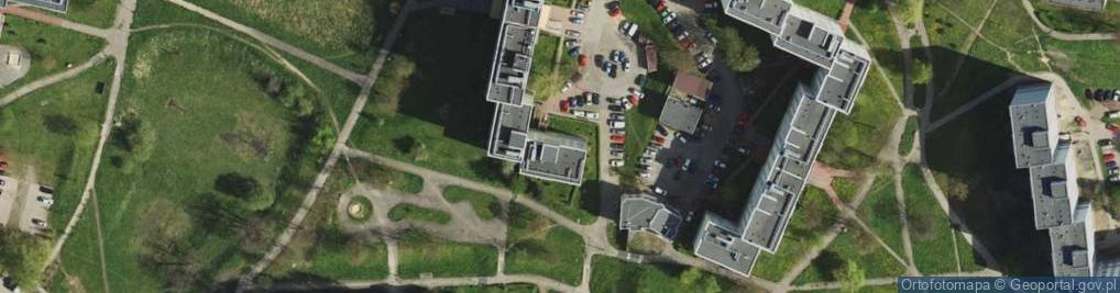 Zdjęcie satelitarne Pola Wincentego 2