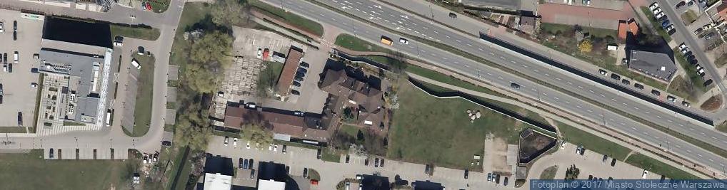 Zdjęcie satelitarne Poleczki 29