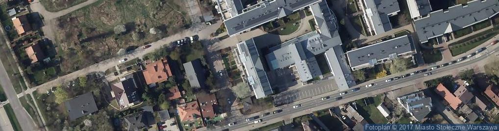 Zdjęcie satelitarne Potockiego Stanisława Kostki 2g