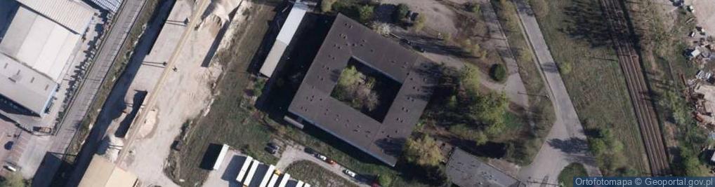 Zdjęcie satelitarne Przemysłowa 34