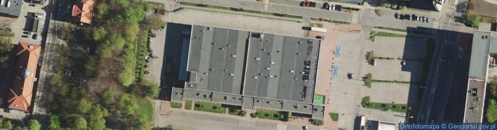 Zdjęcie satelitarne Przemysłowa 3