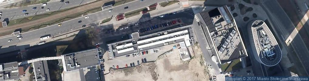 Zdjęcie satelitarne Prosta 69