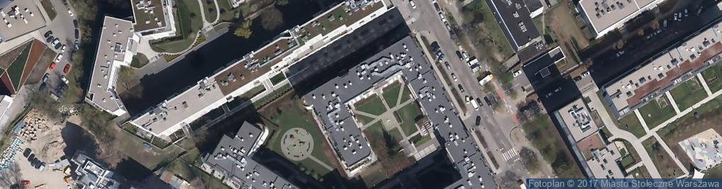 Zdjęcie satelitarne Przasnyska 7