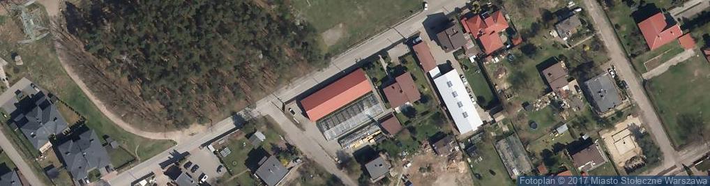 Zdjęcie satelitarne Przyrzecze ul.