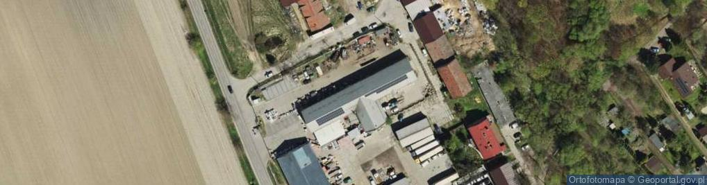Zdjęcie satelitarne Ptakowicka 4