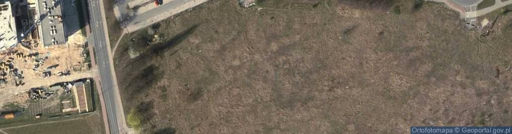 Zdjęcie satelitarne Puławska 33