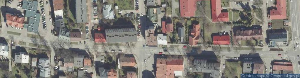 Zdjęcie satelitarne Pułaskiego Kazimierza, gen. 31