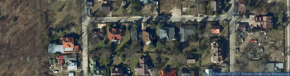 Zdjęcie satelitarne Puzonistów 9