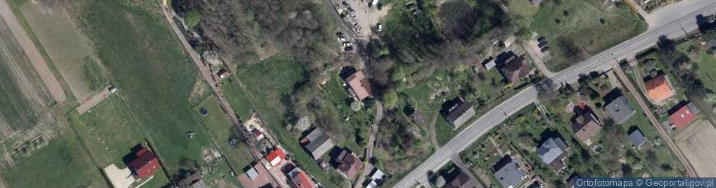 Zdjęcie satelitarne Ranoszka R., prof. ul.