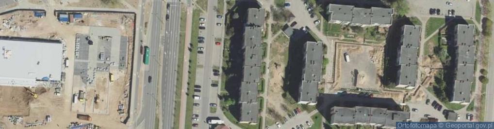 Zdjęcie satelitarne Reja Mikołaja 84A