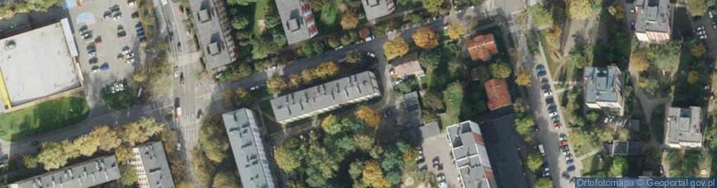 Zdjęcie satelitarne Reymonta Władysława 30