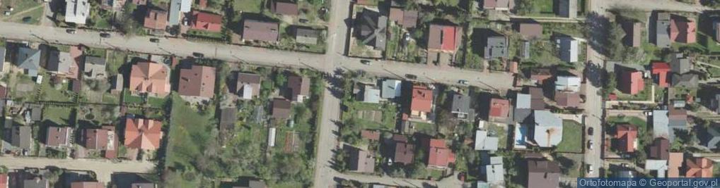 Zdjęcie satelitarne Robotnicza 6