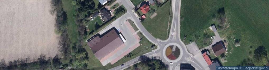Zdjęcie satelitarne Rolników ul.