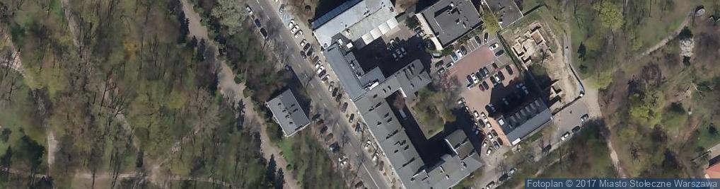 Zdjęcie satelitarne Rozbrat 44A