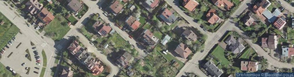 Zdjęcie satelitarne Satelitarna 4