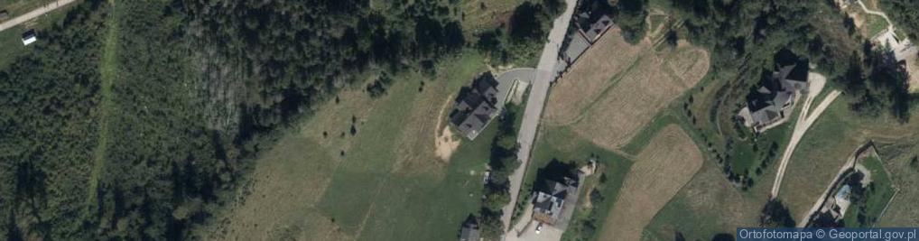 Zdjęcie satelitarne Salamandra ul.