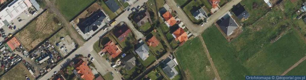 Zdjęcie satelitarne Sadowa 30a