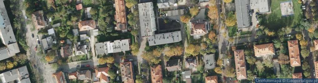 Zdjęcie satelitarne Sądowa 7A