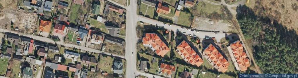 Zdjęcie satelitarne Ściegiennego Piotra, ks. 163