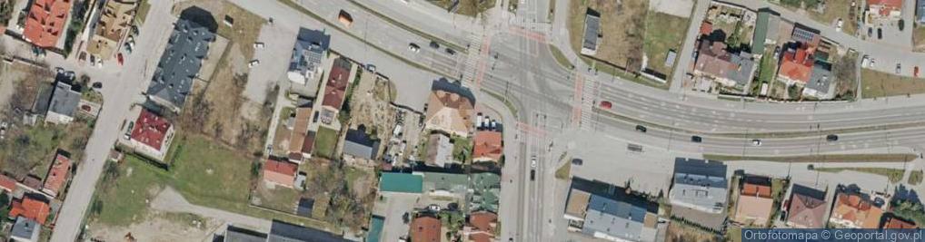 Zdjęcie satelitarne Ściegiennego Piotra, ks. 26