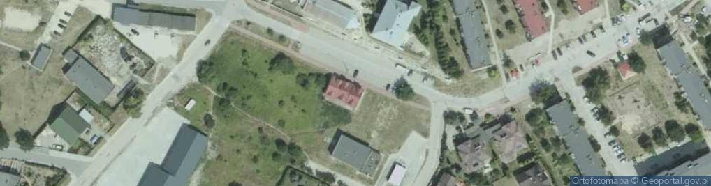 Zdjęcie satelitarne Sikorskiego Władysława, gen. 2