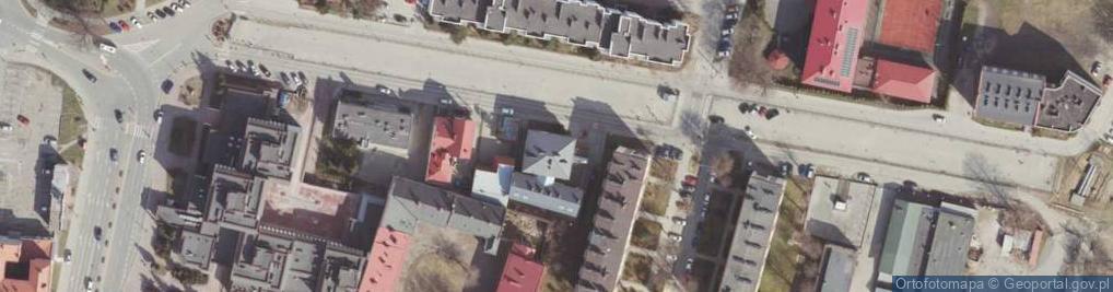 Zdjęcie satelitarne Siemiradzkiego Henryka ul.