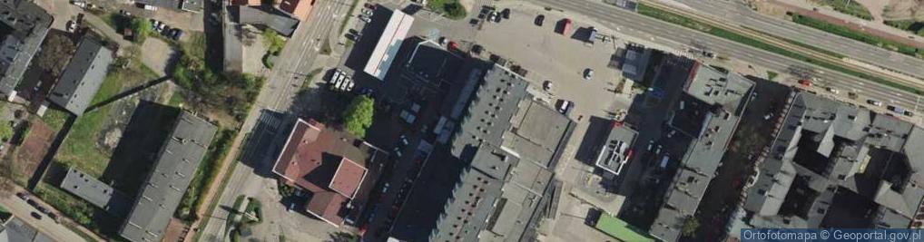 Zdjęcie satelitarne Sienkiewicza Henryka 3