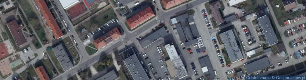 Zdjęcie satelitarne Skargi Piotra, ks. 21