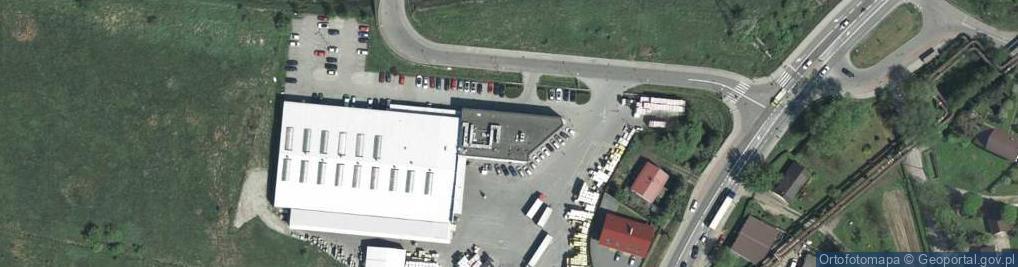 Zdjęcie satelitarne Skotnicka ul.