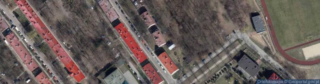Zdjęcie satelitarne Skalna 22