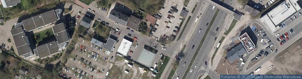Zdjęcie satelitarne Skargi Piotra, ks. 2
