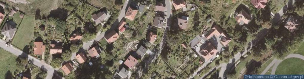 Zdjęcie satelitarne Słoneczna 2a