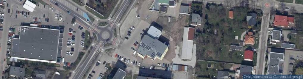 Zdjęcie satelitarne Śmigielskiego Walentego, ks. 20